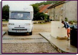 Chaumont En Champagne Aire Camping Cars